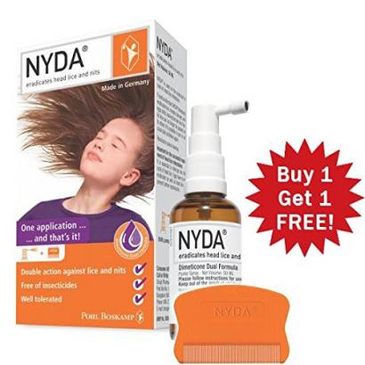 Get rid of Lice Problem in One Application
