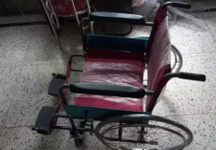 Wheelchair...new condition..only rs.5500