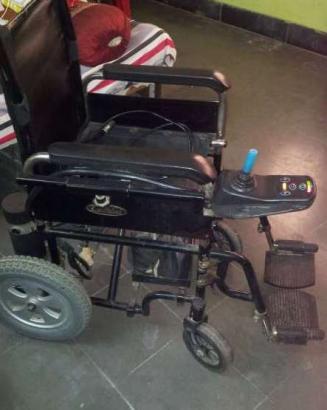 wheel chair automatic