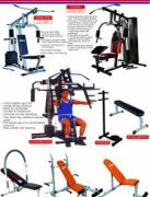 Fitness Equipments In Wide Range