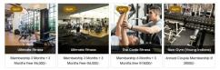 Discount on Gym deals in Tricity