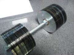 Dumbbells In Very Less Used Condition