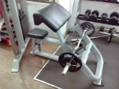 Workout Equipment In Very Rarely Used Condition Available