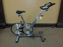 Less Used Exercise Cycle  In Running condition