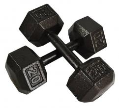 Very less used Dumbbells