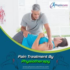 (Physiocure Clinic) Physiotherapy Clinic In Kandivali East