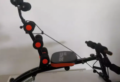 Selling my six pack care exercise machine brand new once or twice used