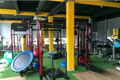 LUXURY GYM SETUP AND HOME GYM EQUIPMENT