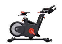 Spin bike and trademil