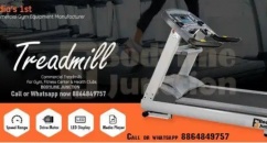 Get now full heavy Duty fully commercial treadmill in best price.