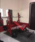 Fan gym machines