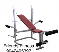 Lifeline Multi Bench Press 6 in 1