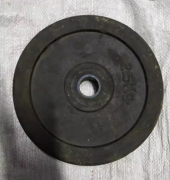 Iron plate weighta old good quality