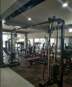 Gym branded new setup