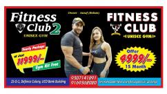 Best Body Transformation Center in Kanpur  Fitness Club