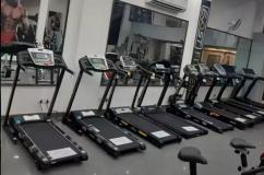 Treadmill hi treadmill /- exercise cycle
