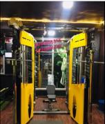 More full Gym setup