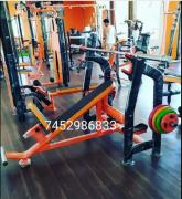 Gym setup manufacturers
