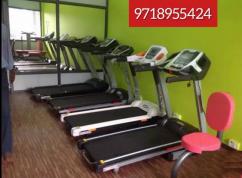 Treadmill hi treadmill/ exercise cycle Hi cycle