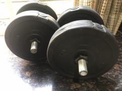 20 kg dumbells