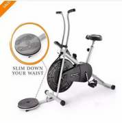 Exercise cycle or treadmill