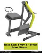 Rear Kick Y940 Y Series Evost Fitness