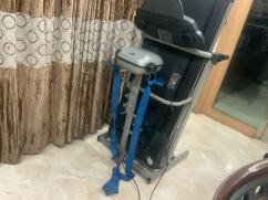 Fitness World 2 in 1 Treadmill