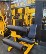 Heavy duty full commercial gym equipment machine