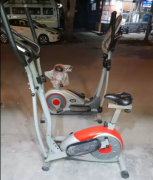 Exercise cycle/ or treadmill