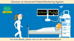 Asvanced Patient monitoring system