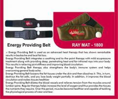 Energy Providing Belt