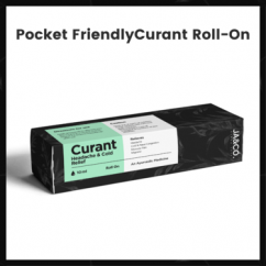 Curant Instant Headache Relief Roll On
