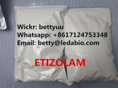 Eti etizolam powder sedative research chemical powder  Wickr bettyuu