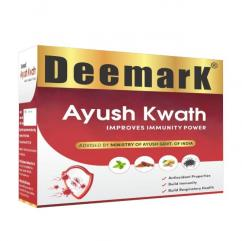 Buy Deemark Ayush Kwath Tablets for Immunity Power - Teleone.in