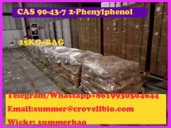 Manufacturer of O-Phenylphenol 2-Phenylphenol summer atcrovellbio.com supplier i
