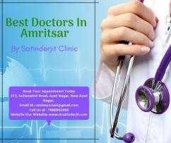 Best Doctors In Amritsar By Satinderjit Clinic