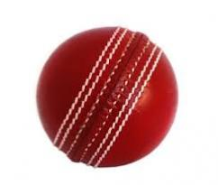Unused Ball For Cricket