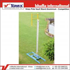 IAAF Approved Pole Vault Stands