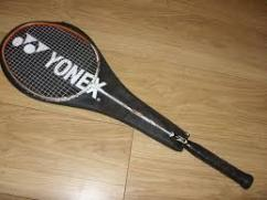 Less Used Badminton Available