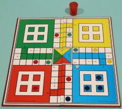 Ludo Game For Kids In Mint Condition