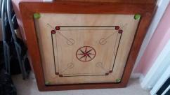 Carrom Board In Rarely Used Condition