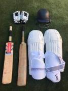 Cricket Kit In Very Fantastic Condition