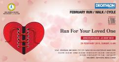 Decathlon Run Series - Run For Your Loved One