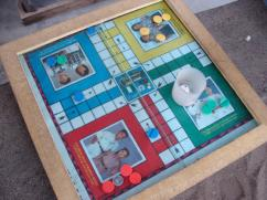 Ludo Board In Very Excellent Condition