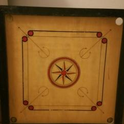 Carrom Board In Less Used Condition