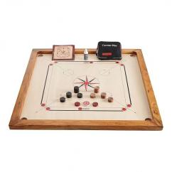 Gently Used 2 Months Old Only Carrom Board