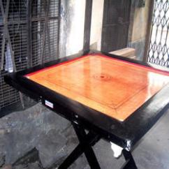 3 Months Old Carrom Board Available