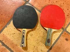 Table Tennis Rackets In Ultimate Condition Available