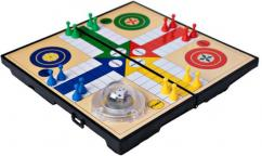 Brand New Ludo Game With Fibre Board