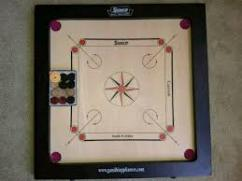 Carrom Board In Mint Condition Available